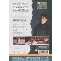 Bellini - I Capuleti E I Montecchi (Krief) [DVD] [2006]